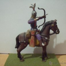 Juguetes Antiguos: CABALLERO DE LA EDAD MEDIA CUMANO XII - ALTAYA. Lote 46214728