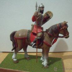 Juguetes Antiguos: CABALLEROS DE LA EDAD MEDIA CABALLERO BIZANTINO - ALTAYA. Lote 46214817