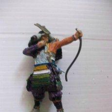 Juguetes Antiguos: FIGURA DE GUERRERO SAMURAI , JAPONES ... Lote 47844124