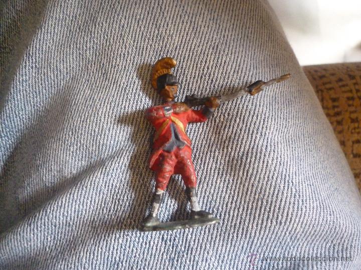 Juguetes Antiguos: LOTE DE 12 SOLDADITOS DE PLOMO ANTIGUOS - Foto 5 - 49838852