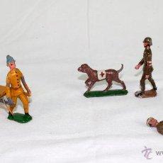Juguetes Antiguos: CRUZ ROJA Y SANITARIOS CASANELLAS-CAPELL. Lote 107270536