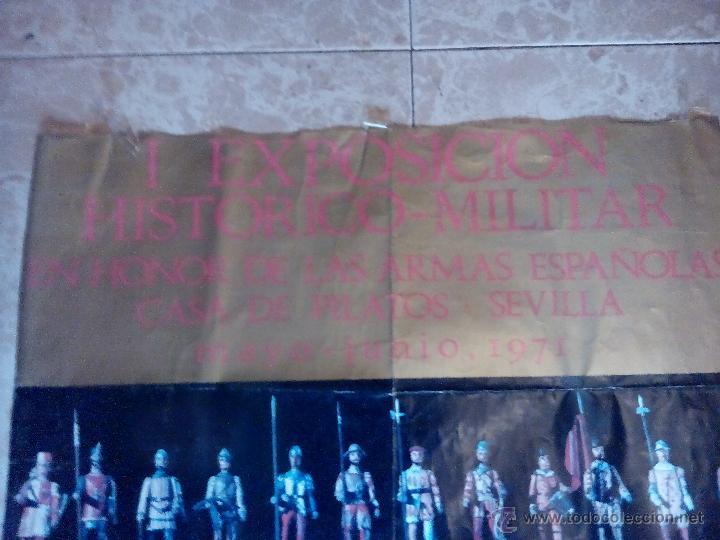 Juguetes Antiguos: poster soldaditos de plomo - Foto 11 - 50597434