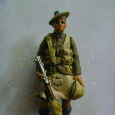 Juguetes Antiguos: FIGURA DE SOLDADO DE INFANTERIA ESCOCES , REINO UNIDO . 1917 . 1ª GUERRA MUNDIAL... Lote 51085774