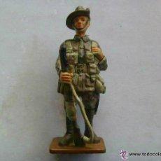 Juguetes Antiguos: FIGURA DE SARGENTO A.I.F., AUSTRALIA, 1918. 1ª GUERRA MUNDIAL , EL PRADO. Lote 98361860