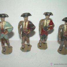 Juguetes Antiguos: ANTIGUAS FIGURAS DE PLOMO.. Lote 52890894