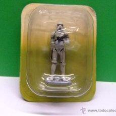 Juguetes Antiguos: STAR WARS FIGURA DE PLOMO SOLDADO DE ASALTO IMPERIAL STORM TROOPER. Lote 53390782