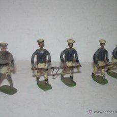 Juguetes Antiguos: ANTIGUAS FIGURAS DE PLOMO.. Lote 54016669
