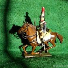 Juguetes Antiguos: STARLUX SERIE IMPERIO 1/32 - SOLDADO DE PLOMO A CABALLO- 1804-1815 - GUERRAS NAPOLEONICAS. Lote 55358488