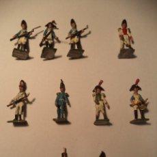 Juguetes Antiguos: LOTE DE SOLDADOS PLOMO. Lote 56741177