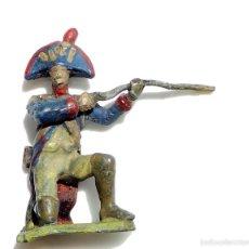 Juguetes Antiguos: SOLDADITO DE PLOMO GUERRA DE INDEPENDENCIA - PRINCIPIOS SIGLO PASADO. Lote 57104525