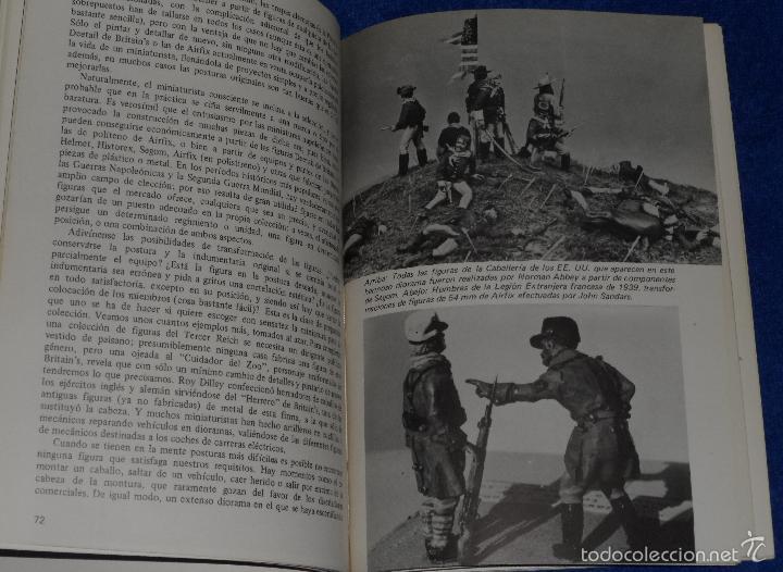 Juguetes Antiguos: Manual del soldado en miniatura - Chris Ellis - Borras Ediciones (1977) - Foto 4 - 171835657