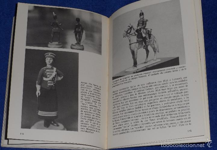 Juguetes Antiguos: Manual del soldado en miniatura - Chris Ellis - Borras Ediciones (1977) - Foto 6 - 171835657