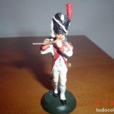 Juguetes Antiguos: PIFANO DEL TERCER REG.GRANADEROS FRANCES- ALMIRALL-PALOU. Lote 69083369