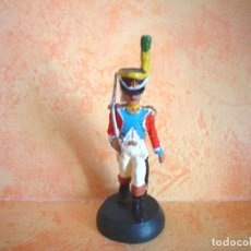 Juguetes Antiguos: OFICIAL DE WOLTIGEURS SUIZO-FRANCIA. ALMIRALL-PALOU. Lote 69083573