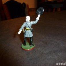 Juguetes Antiguos: GENERAL ROBERT E. LEE GUERRA SECESIÓN U.S.A.-(54MM)PINTADO EN RUSIA ESCUELA NINA.. Lote 75158479