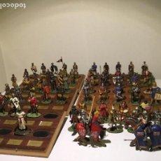 Juguetes Antiguos - Plomo Soldados Medievales - 75430215