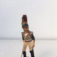 Juguetes Antiguos: SOLDADITO DE PLOMO- CORACERO FRANCÉS. Lote 81015843