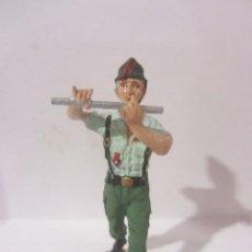 Juguetes Antiguos: PIFANO BANDA DE MUSICA LA LEGION ESCALA H/54 PINTADO A MANO. Lote 82532952