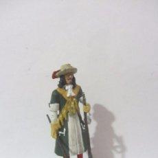 Juguetes Antiguos: ARCABUCERO TERCIO VERDES VIEJOS 1690 SOLDADOS ESPAÑOLES ESCALA H/54 PINTADO A MANO. Lote 82936588