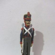 Juguetes Antiguos: GRANADERO INFANTERIA LINEA GALA 1821 SOLDADOS ESPAÑOLES ESCALA H/54 PINTADO A MANO. Lote 82936976