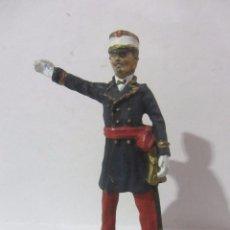 Juguetes Antiguos: TENIENTE GENERAL DIARIO CAMPAÑA 1858 SOLDADOS ESPAÑOLES ESCALA H/54 PINTADO A MANO. Lote 82937084
