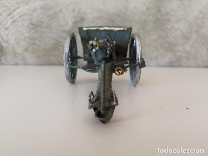 Juguetes Antiguos: TREN DE ARTILLERÍA SOLDADOS DE PLOMO - Foto 21 - 85209136