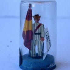 Juguetes Antiguos: FIGURA ANTIGUA COLECCION SOLDADOS DE ESPAÑA - METAL 3 CMS. Lote 85290720