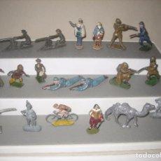 Juguetes Antiguos: FIGURAS DE PLOMO SOLDADOS DE PLOMO. Lote 85749704