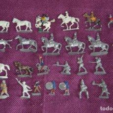 Juguetes Antiguos: GRAN LOTE DE FIGURAS DE PLOMO - ANTIGUAS - MIRA LAS FOTOS PARA MAS DETALLE - HAZME UNA OFERTA. Lote 119015332