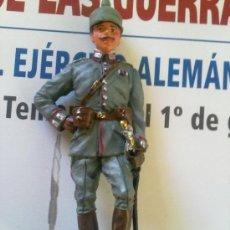 Juguetes Antiguos: SOLDADOS DE PLOMO GUERRAS DEL SIGLO XX - TENIENTE PRUSIANO - (SOLDADO + FASCICULO DE 15 PAGINAS) . Lote 87373336