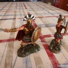Juguetes Antiguos: ESPARTANOS-300-BATALLA TERMÓPILAS-LEÓNIDAS-CONTE COLLECTIBLES- 1/30. . Lote 95446895