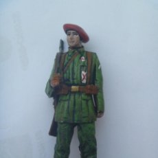 Juguetes Antiguos: GUERRA CIVIL : FIGURA DE VOLUNTARIO REQUETÉ . 110 CM ALTURA .. MODELO EXCLUSIVO. Lote 98688192