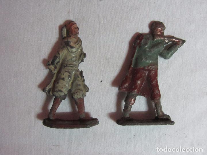 Juguetes Antiguos: 10 Soldaditos de plomo del siglo XIX - Foto 6 - 99632639