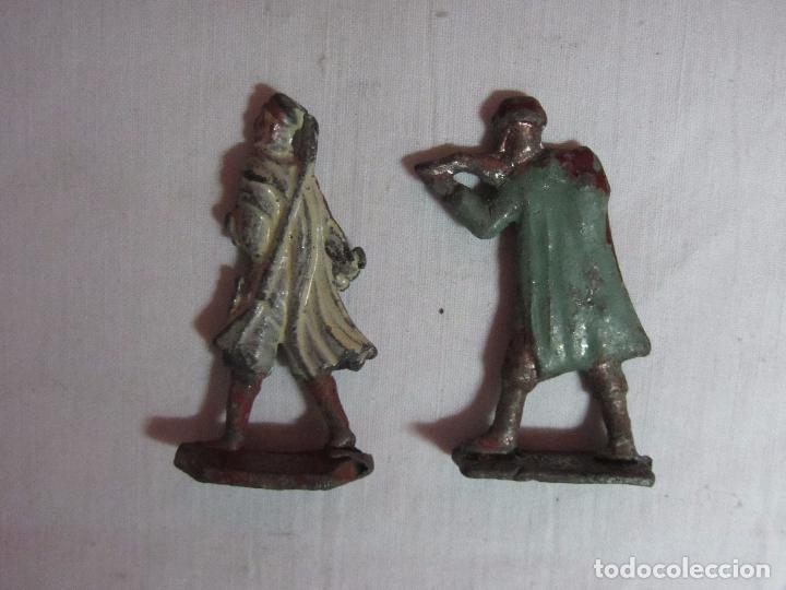 Juguetes Antiguos: 10 Soldaditos de plomo del siglo XIX - Foto 7 - 99632639