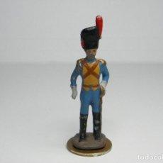 Juguetes Antiguos: SOLDADO DE PLOMO NAPOLEONICO. Lote 100214379