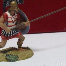 Juguetes Antiguos: SOLDADO DE PLOMO - GUERRERO LANCERO. Lote 102612863