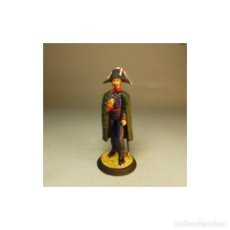 Juguetes Antiguos: ESTUPENDO GUARDAI CIVIL DE PLOMO COMANDANTE CON UNIFORME DE PASEO 1850. Lote 104350675