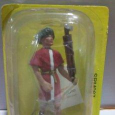 Juguetes Antiguos: SRM087 - LICTOR CARRYING FASCES - DEL PRADO. Lote 104360115