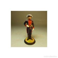 Juguetes Antiguos: ESTUPENDO SOLDADO DE PLOMO DE LA GUARDIA CIVIL UNIFORME 1859-1870. Lote 104693574