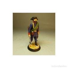 Juguetes Antiguos: ESTUPENDO GUARDIA CIVIL DE PLOMO DE CABO CON UNIFORME DE 1874. Lote 104367055