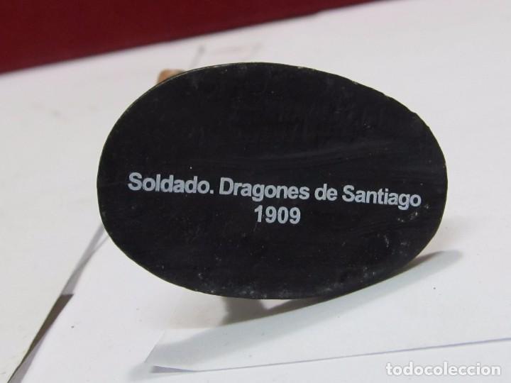 Juguetes Antiguos: SOLDADO DE PLOMO - DRAGONES DE SANTIAGO, 1909 - Foto 3 - 146565112