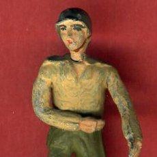 Juguetes Antiguos: ANTIGUO SOLDADO SOLDADITO DE PLOMO , ALYMER, SOLDADO , ORIGINAL , ALY 40. Lote 107430819