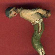 Juguetes Antiguos: ANTIGUO SOLDADO SOLDADITO DE PLOMO , ALYMER , MILITAR PRISIONERO , ORIGINAL , ALY 47. Lote 107431587