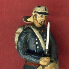 Juguetes Antiguos: ANTIGUO SOLDADO SOLDADITO DE PLOMO , ALYMER , MILITAR , ORIGINAL , ALY 67. Lote 107433371