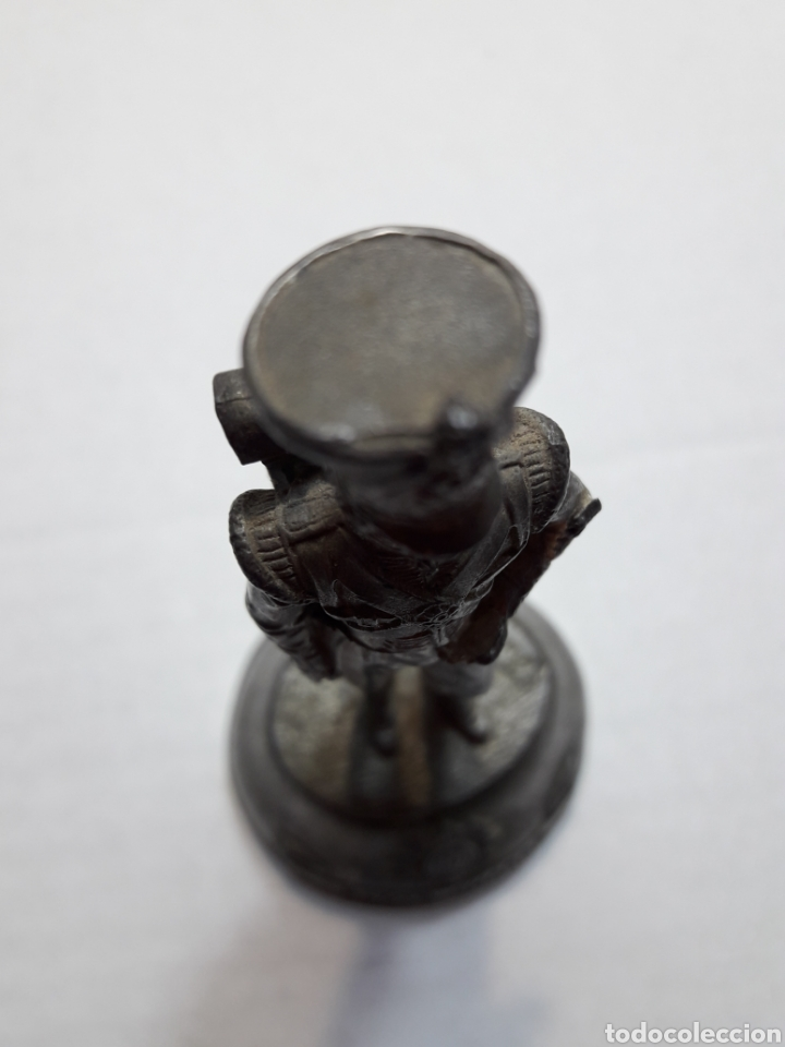Juguetes Antiguos: Figura de Estaño antigua BPC Sheffield SCOTS GUARDS - Foto 4 - 108298962