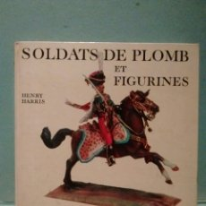 Juguetes Antiguos: SOLDADOS DE PLOMO.HENRY HARRIS. Lote 108413444