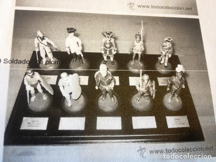 Juguetes Antiguos: Colecciones soldaditos de Almiral Palau- Elige el grupo de 10 que quieres - Foto 2 - 78416197