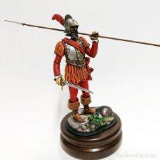 Juguetes Antiguos: SOLDADO DE PLOMO - 90 MM - CAPITAN DEL TERCIO 1533 - FIGURA MINIATURA BENEITO METAL 90MM. Lote 112662459