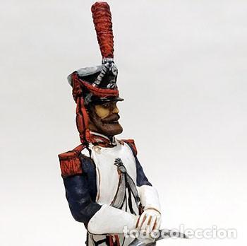 Juguetes Antiguos: SOLDADO DE PLOMO - 90 MM - MILICIA LOCAL DE MADRID 1820 - FIGURA MINIATURA ESCULTURA MILITAR 90MM - Foto 2 - 112920915
