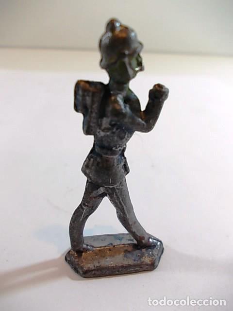 Juguetes Antiguos: Antiguo soldadito de plomo - Foto 2 - 115083211